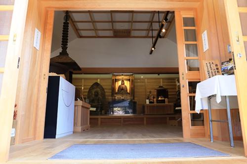 東大寺別院阿弥陀寺 宝物館