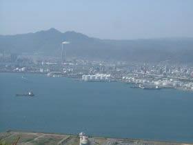 瀬戸内海国立公園太華山