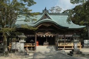 Tamanoya-jinja Shrine