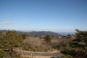 長野山緑地公園展望台