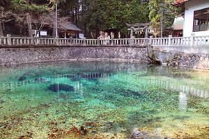 벳푸벤텐 연못